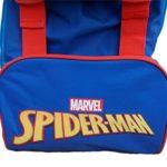 Zaino Marvel Spiderman Blu Rosso Scuola Bambini 0 3