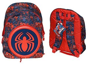 Zaino Scuola Spiderman Bambino 0