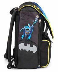 Batman E Justice Leaugue Zaino Scuola Estensibile 0 1