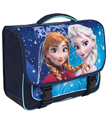Disney Frozen Il Regno Di Ghiaccio Ragazze Cartella Blu 0