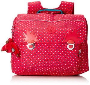 Kipling Iniko Cartella Scolastica Pink Summer Pop Multi Color 0