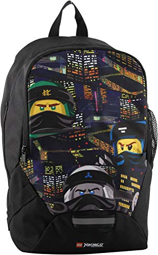 Lego Bags Lego Bags Zaino Per La Scuola Peso 350 G Con Motivo Lego Ninjago 40 Cm 165 Litri Urban 0