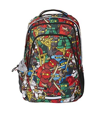 Lego Zaino Casual Multicolore Multicolore 0