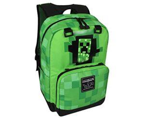 Minecraft Zaino Per Bambini Creeper 0