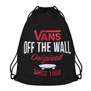 Vans Benched Novelty Bag Zaino Casual 44 Cm 12 Liters Nero Blackracing Red 0