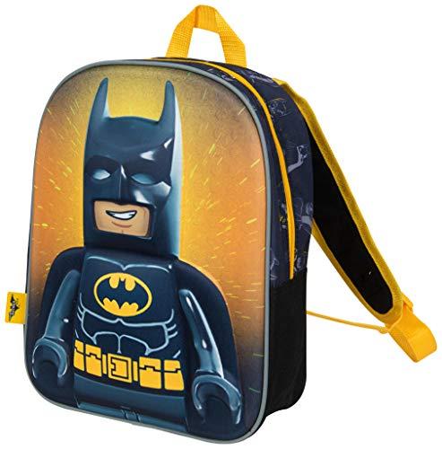 Zainetto Asilo Bambino Lego Movie 2 Batman Zaino Elementari Supereroe Con Stampa 3d 0