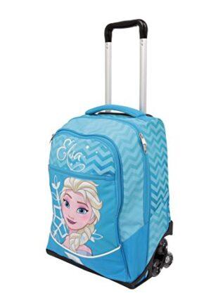 Auguri Preziosi Fr917000 Frozen Zaino Trolley 3 Ruote Con Gadget Incluso 0