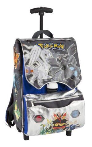 Auguri Preziosi Pokemon Zaino Scuola Con Ruote Estensibile Multi 0