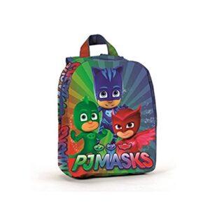 Coriex Pj Masks Pigiama Eroi A95762 Zaino Per Bambini 27 Centimeters Poliestere Multicolore Catboy Eulette Gecko 0