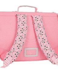 Enso Playtime Pink School Bag 0 1