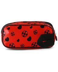 Ladybug Split 3d Doppelfedermppchen Astuccio Rosso 0 1