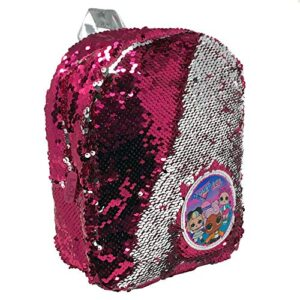 Lol Surprise B99209 Zaino Paillettes Reversibile 26 Centimetri Poliestere Multicolore 0