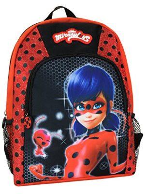 Miraculous Zaino Per Bambini Ladybug 0