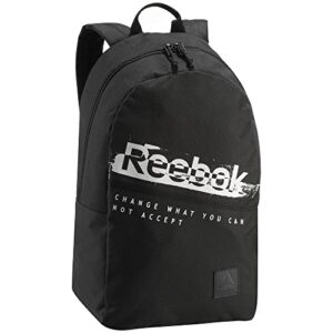 Reebok Style Found Followg Bp Zaino Casual 25 Cm 30 Liters Nero Negro 0