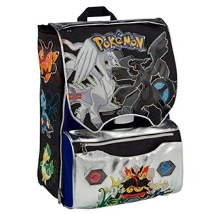 Scuola Zaino Estensibile Multi Pokemon 85996 Auguri Preziosi 28x40x1395 Cm 0