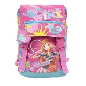 Winx Zaino Estensibile Multi Con Gadget 0