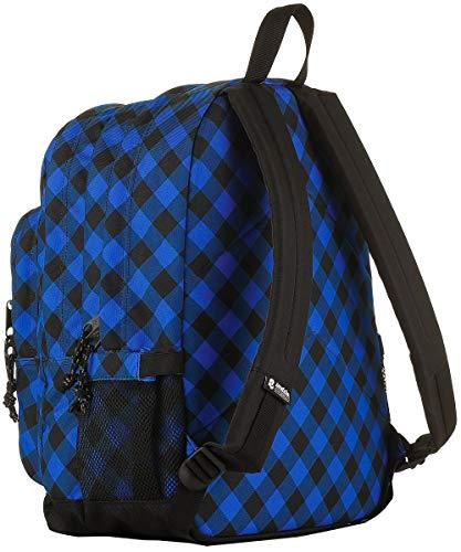 codice promozionale 0ab21 12c01 Zaino Invicta Jelek blu e nero con tasca porta pc