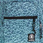 Zaino Invicta Jelek Fantasia Azzurro Tasca Porta Pc Padded 38 Lt 0 3