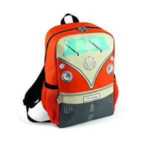 Brisa Vw Collection Vw T1 Bus Piccolo Zaino Arancio 0