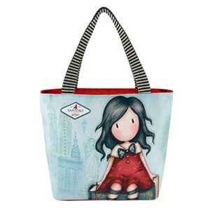 Gorjuss Cityscape My Story Lunch Bag 0