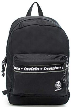 Zaino Invicta Carlson Shadow Nero Tasca Porta Pc Padded Americano 27 Lt 0