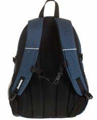 Zaino Invicta Active Benin Eco Material Blu 25 Lt Doppio Scomparto Tasca Porta Laptop Fino 13 Scuola Outdoor 0 1