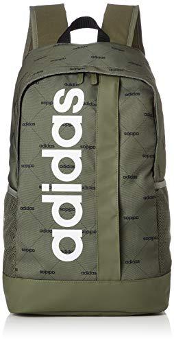 Adidas Linear Classic Bp Ed0302 Zaino 46 Cm 22 L Colore Verde 0