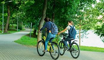 Zaino Bici Scuola Media
