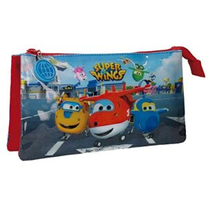 Carry All Three Compartments Super Wings 0