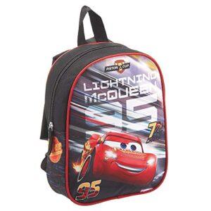 Disney Pixar Cars Zaino Per Bambini 3 6 Anni Colore Nerorosso 0