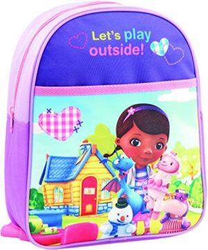 Joy Toy Disney Dottoressa Peluche 116106 Doc Mcstuffins Zainetto 24x10x31 Cm 0