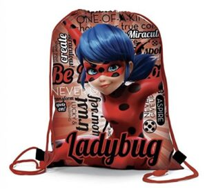 Sacca Piatta Y96793 Ladybug Prodigiosa 0