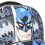 Artesania Cerda Mochila Escolar 3d Batman Zaino 41 Cm Grigio Gris 0 3