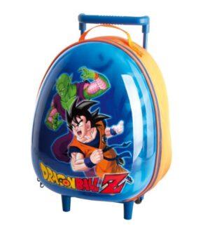 Auguri Preziosi Dragonball Mini Trolley Rigido Con Colori 0