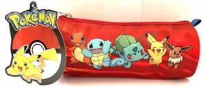 Cr Groups Tombolino Porta Penne Scuola Pokemon Rosso Friends 0