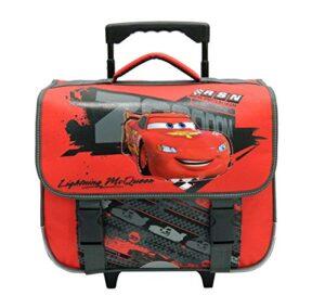 Cars Zaino Scuola Rosso Rosso Car10 Tro 0