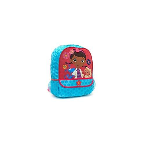 Disney Store Zaino Originale Dottoressa Peluche Dottie 40cm Scuola Elementare Bambina 0