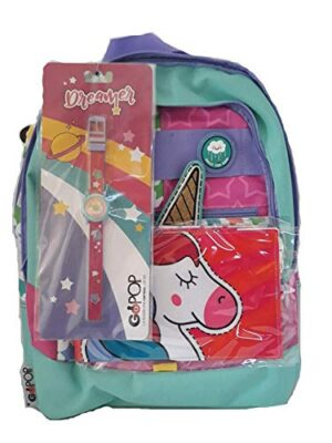 Giochi Preziosi Gopop Zaino Estensibile Dreamer 19 Femmina Zaini Scuola Multicolore 8056379074885 0