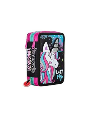 Gopop Astuccio Triplo Unicorn Collezione 2020 Giochi Preziosi 0