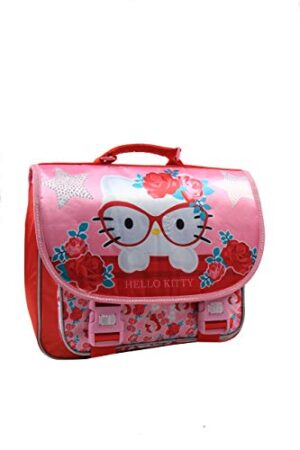 Jacob Co Schoolbag Hello Kitty Zaino Per Bambini 38 Cm Colore Rosa 0