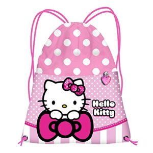 Karactermania 50749 Hello Kitty Sacca 41 Cm Rosa 0