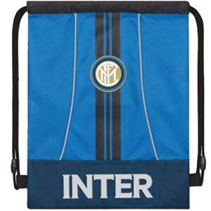 Panini Zaino Sacca Coulisse Inter 41x34 Fc Internazionale 62705 0