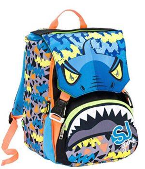 Sj Gang Animali Da Sj Boy Schoolpack 0