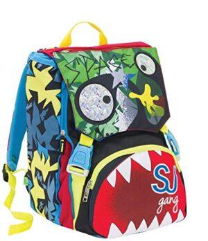 Sj Gang Facce Da Sj Boy Schoolpack 0