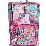 Schoolpack Animali Da Sj Girl Zaino Sdoppiabile Astuccio 3 Zip 0 0