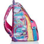 Schoolpack Animali Da Sj Girl Zaino Sdoppiabile Astuccio 3 Zip 0 2