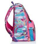 Schoolpack Animali Da Sj Girl Zaino Sdoppiabile Astuccio 3 Zip 0 3