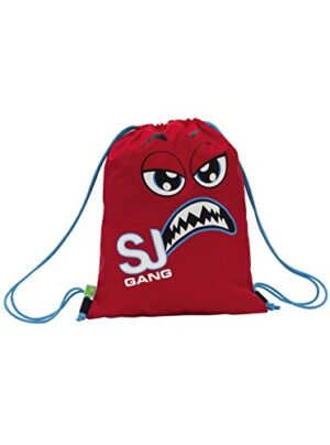 Soft Backpack Seven Sj Faccine Rosso Sacca 0