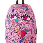 Invicta Zaino Ollie Face Fantasy Pink Colore Rosa 206001855 434 0
