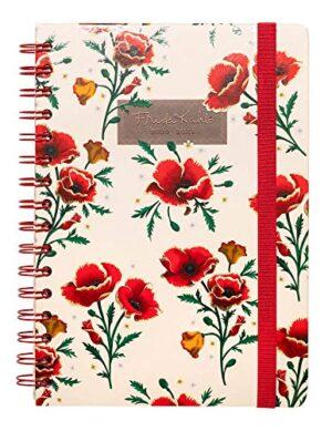 Kokonote Asva52003 Diario Scuola Settimanale 20202021 Frida Kahlo 12 Mesi A5 Spazi Extra Per La Pianificazione Adesivi Stickers 0